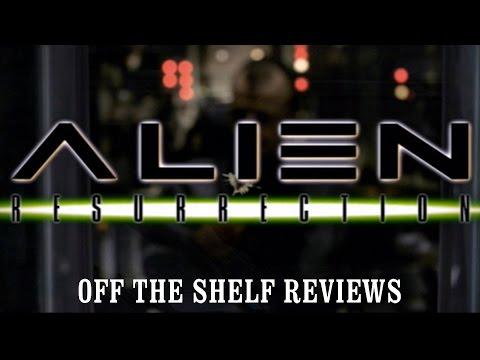 Alien Resurrection Review - Off The Shelf Reviews