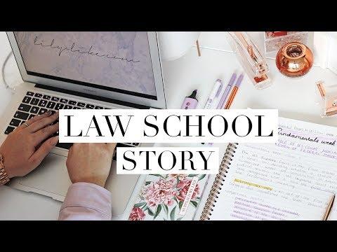 My Law School/University Story Time | LilyLikecom