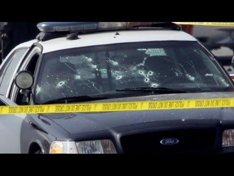 Los Angeles Manhunt: Ex-Cop Christopher Dorner Sought for Killing Spree