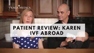 Infertility Treatment Abroad - Patient Testimonial (Review) - Czech Rebublic, Prague