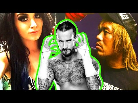 PAIGE DONE WITH WWE? CM PUNK RETURNS? NJPW EXPANSION DETAILS! (DIRT SHEET Pro Wrestling News Ep. 43)