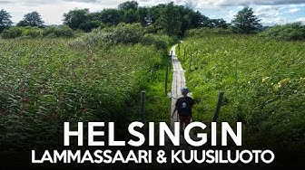 Lammassaari & Kuusiluoto - Helsinki