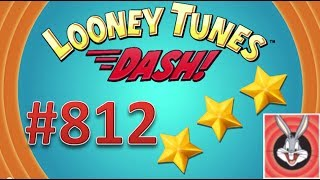 Looney Tunes Dash! level 812 - 3 stars - looney card