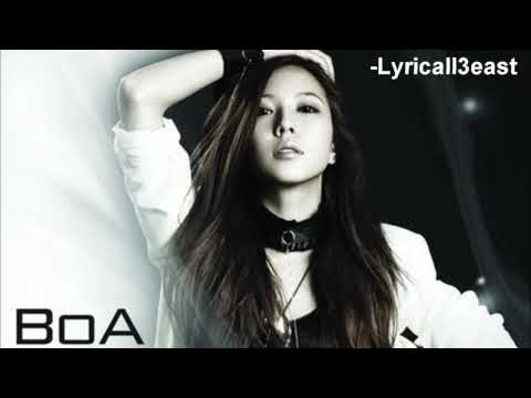 ♫BoA  Eat You Up Lyrics HD+MP3 Download♫