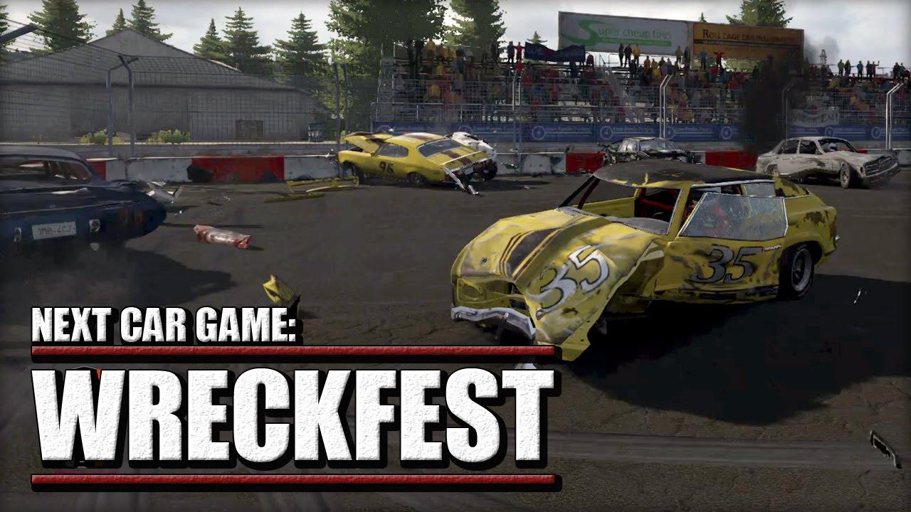 New Car Deathmatch Game