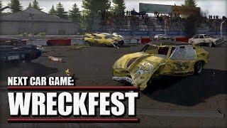 WRECKFEST - Deathmatch Demolition Derby Gamemodes