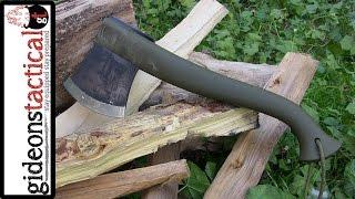 firewood log splitter wood cutting Official Mora Mora Outdoor Camp Axe hatchet