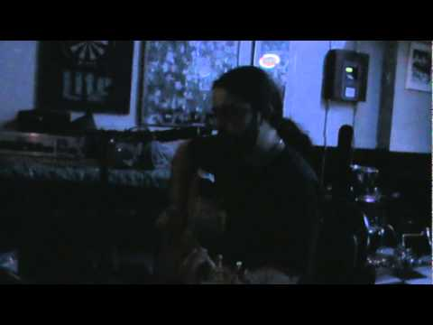 Lee McAdams - Stormy Weather - Live @ The News Cafe