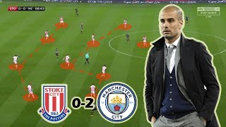 Download Video Stoke City vs Manchester City 0-2 | Tactical Analysis MP3 3GP MP4
