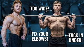 Build Bigger Shoulders With Perfect Training Technique (The Overhead Press)