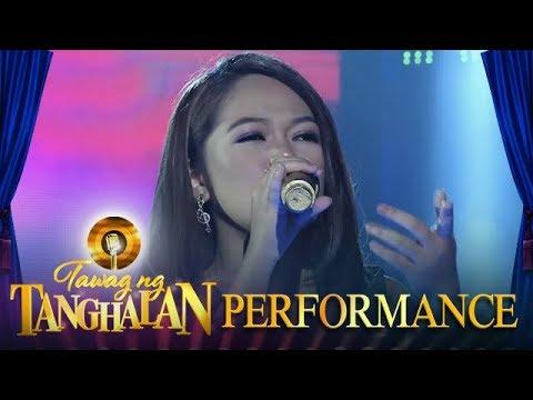 Tawag ng Tanghalan: Janine Berdin | Ang Huling El Bimbo (Day 3 Semifinals)