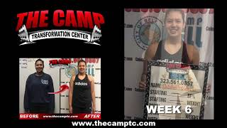 Bell Weight Loss Fitness 6 Week Challenge Results - Elizabeth Solorio