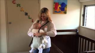 Lambini Sheepskin Baby Carrier