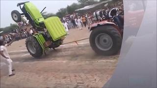 Power of tractor - ट्रैक्टर की ताकत बनाए