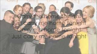 Baixar Glee - We Are Young (Lyrics)