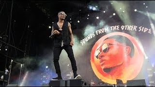 WizKid Performs Come Closer With Drake Live At Wireless Concert London UK