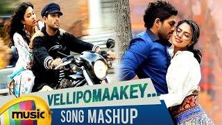 Download Hindi Video Songs - Allu Arjun's Version of Vellipomaakey Song   Saahasam Swaasaga Saagipo   AR Rahman   Fan Made