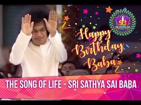 The Song of Life  | 93rd Birthday Special song | Shankar Mahadevan Sings for Sai