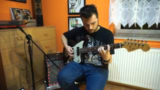 slipknot aov guitar cover by peter parimucha