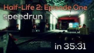 Half-Life 2: Episode One - Done Quick - 35:31