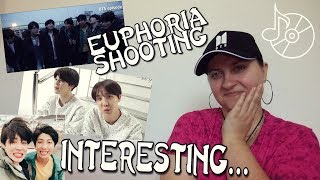 [EPISODE] BTS Euphoria : Theme of LOVE YOURSELF 起 Wonder Shooting REACTION