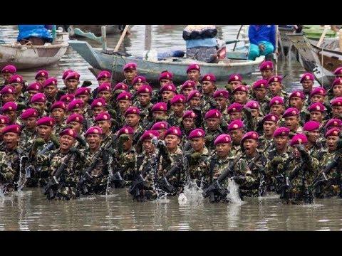 HYMNE KORPS MARINIR TNI AL