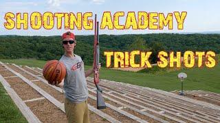 Shotgun Trick Shots | Bass Pro Shops Shooting Academy Edition
