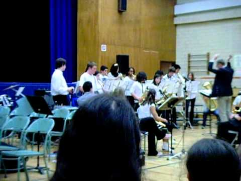 Willowdale Middle School Arts Night 2011 - Willowdale Funk
