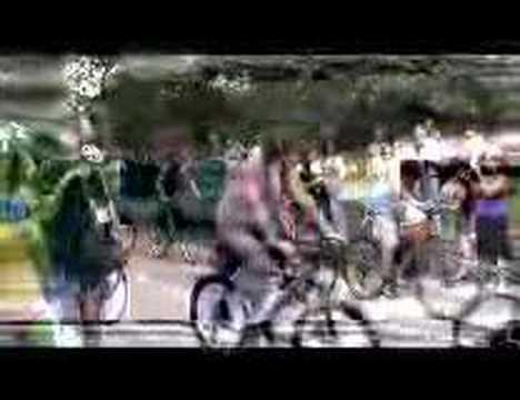 London Naked Bike Ride 2008