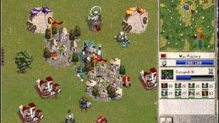 Seven Kingdoms Ancient Adversaries Multiplayer gameplay