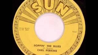 Carl Perkins - Boppin The Blues (alternate).wmv