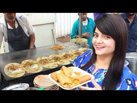 Hyderabad Street Food   Indian Street Food