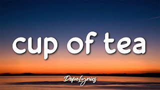 Paria - cup of tea (Lyrics) 🎵