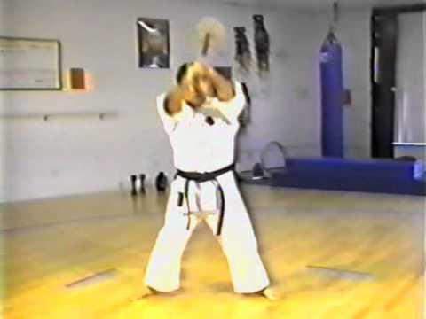 Power Training of Goju ryu