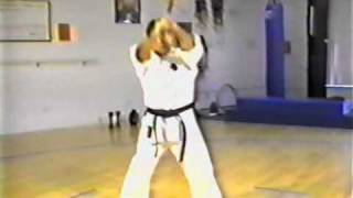 Power Training of Goju ryu