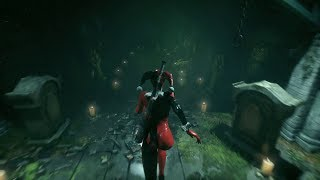 Batman: Arkham Knight - Final Scarecrow nightmare with Harley Quinn
