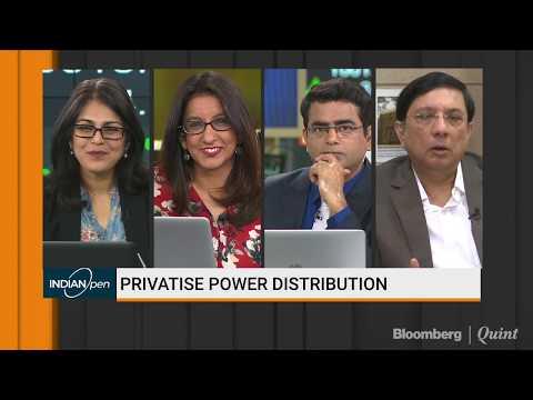 Discoms Holding Power Sector Hostage: Vinayak Chatterjee