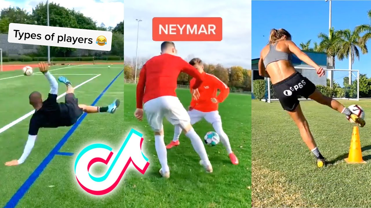 10 Minutes of Hilarious Football TikToks (Soccer) #3