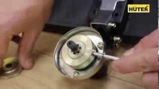 Відео інструкція по збірці бензинового тримера