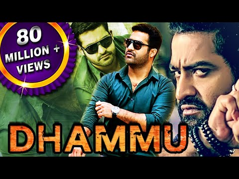 Dhammu (Dammu) Hindi Dubbed Full Movie |...