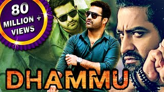 Dhammu (Dammu) Hindi Dubbed Full Movie | Jr. NTR, Trisha Krishnan