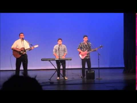 MCHS Talent Show 2015 Four Chord Song - YouTube