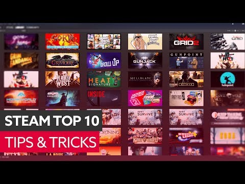 10 Steam tips and tricks you might not know but definitely