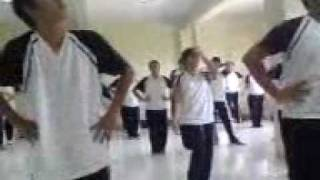 bt 1b dasmarinas maskara festival dance rehearsal