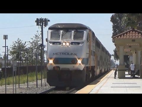 Railfanning Fontana - 6/2/15