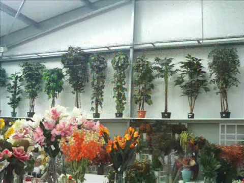 c j viveros gimeno plantas artificiales wmv youtube