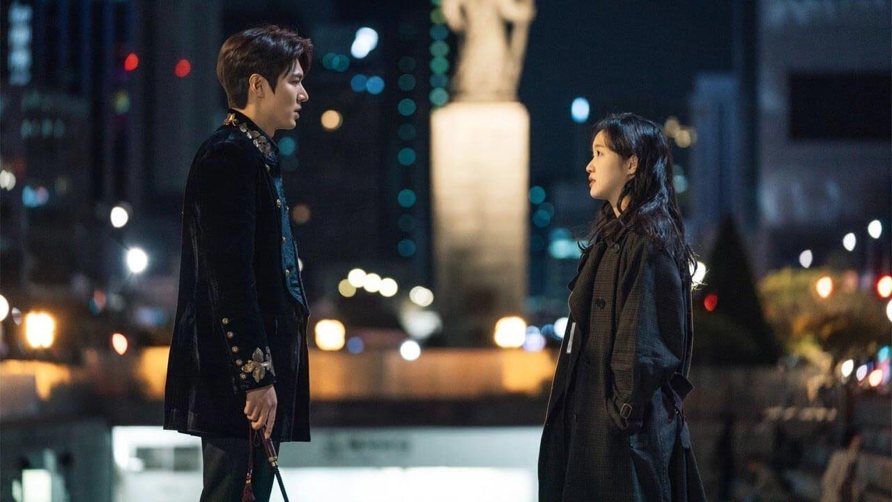 Quân Vương Bất Diệt Tập1 |The King: The Eternal Monrach ep 1 – Mối Duyên Của Lee Min Ho & Kim Go Eun