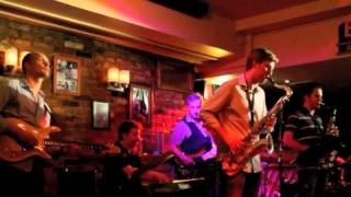 Jazz Rock Fusion - MT HEDZ play ALL IN GOOD TIME live at The Spice Of Life