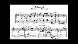 Schumann: Kinderszenen Op.15 No.7, Träumerei (Horowitz)