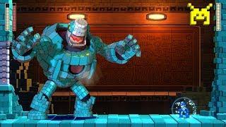 Let's Play Mega Man 11: Block Man (Nintendo Switch demo)